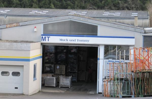 Philippe Muck GmbH - Military surplus and outdoor equipment ... eb3dd718b